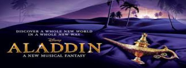 Aladdin Cast Change 2016 at Theatregold.com