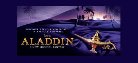 Aladdin Cast Change at theatregold.com