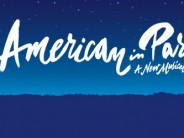 An American in Paris Now Closing 09 Oct, 2016
