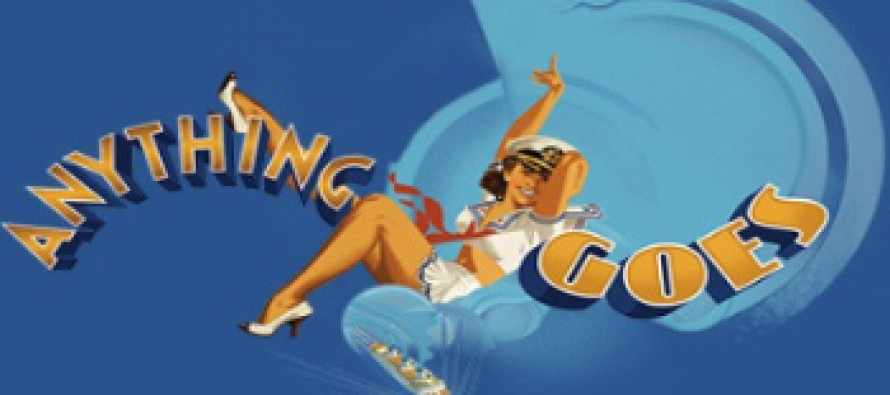 Anything Goes Musical Tour Dates