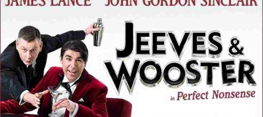 Jeeves And Wooster Tour