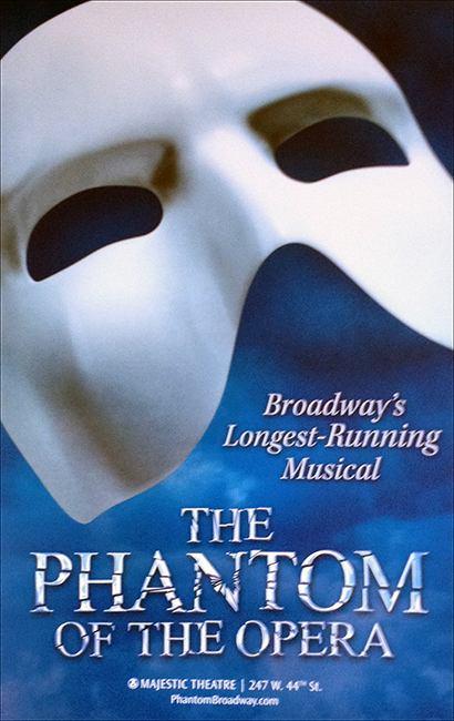 Phantom of the Opera Cast Update April 2016