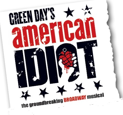 American Idiot in West End and UK National Tour at Theatregold.com