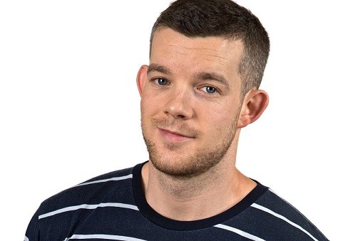 Russell Tovey at Theatregold.com