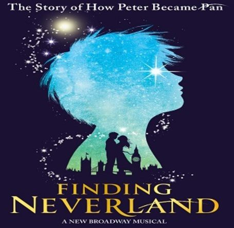 Finding Neverland at theatregold.com