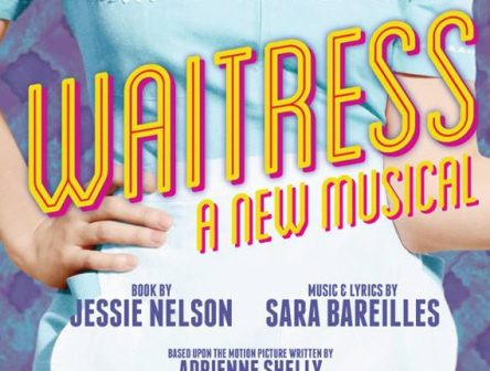 Waitress the musical at theatregold.com
