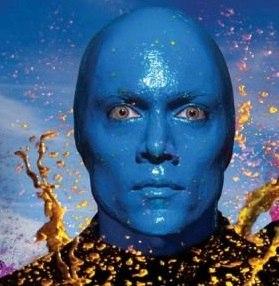 Blue Man Group at theatregold.com