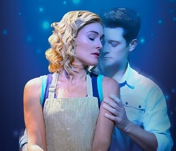 Ghost the musical at theatregold.com