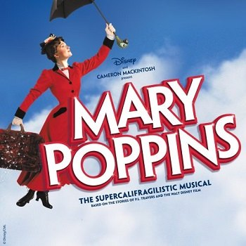 Mary Poppins UK Tour 2016 at Theatregold.com