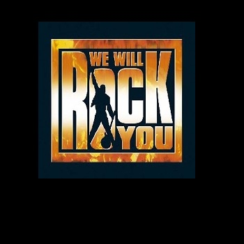 We Will rock you at theatregold.com