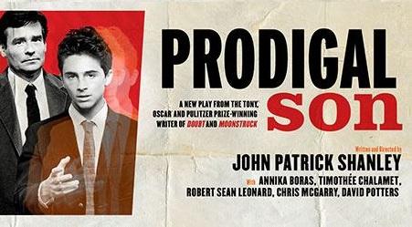 Prodigal Son I Off Broadway I Get Tickets I Theatregold.com
