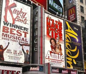 Broadway Spring 2016