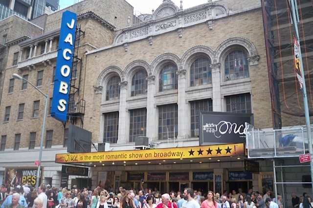 Bernard B. Jacobs Theatre Seating Plan at Theatregold.com