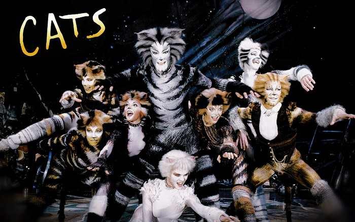 Cats on Broadway 2016 at theatregold.com