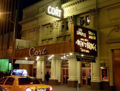 Cort-Theatre-Seating-Plan at theatregold.com