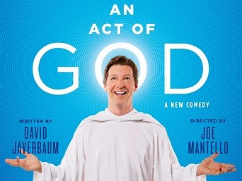 An Act of God Sean Hayes at theatregold.com