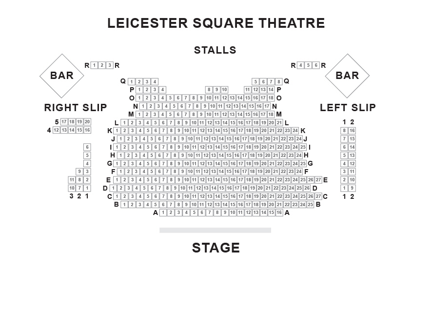 Leicester square theatre theatregold - Leicester city ticket office contact number ...