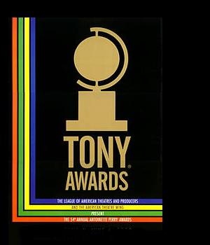 Tony Awards 2000 at theatregold.com