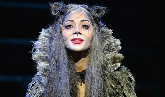 Nicole-scherzinger-cats-london