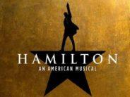 Hamilton on National Tour
