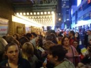 Falsettos First Preview Night on Broadway