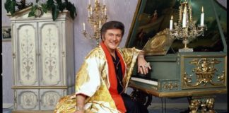 Liberace at theatregold