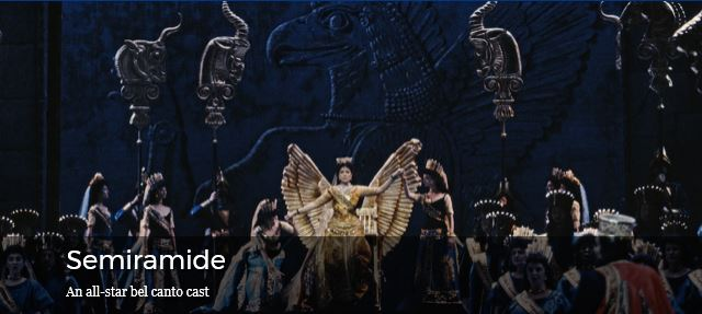 Bildergebnis für new york metropolitan opera semiramide