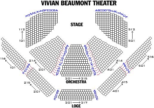 Studio 54 Theater Seating Chart Brokeasshome Com