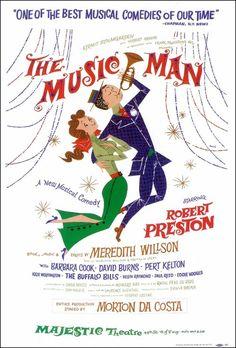 The Music Man Broadway 2021