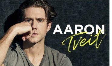 Aaron Tveit in Vegas
